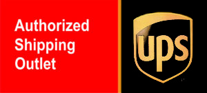 UPS Authorized Shipping Center